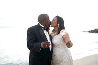 Jascinth & Allen's Elopement in St. Thomas