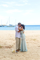 Cindy & James' Elopement in St. Thomas