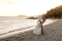 Michelle & Chris's Elopement Wedding in St. Thomas