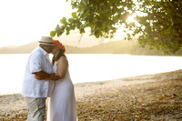 Anna & Jeremy's Sunset Elopement
