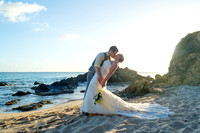 Hailey & William's St. Thomas Elopement